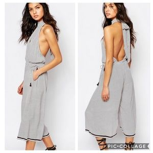 NWT Faithfull the Brand Anthro fleetwood jumpsuit
